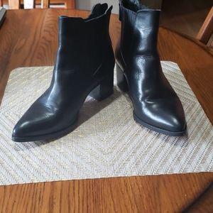 Halogen black boots